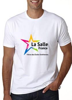 T-SHIRT LA SALLE